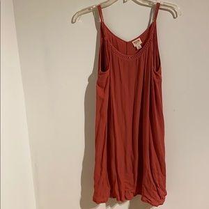 Cute summer mini dress